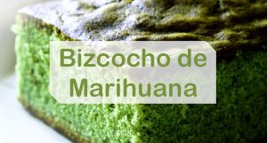 Receta de un Bizcocho de Marihuana